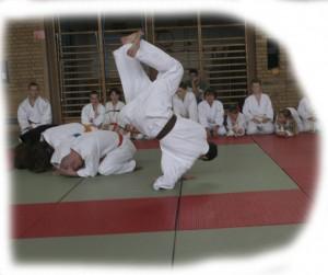 Judorolle für Fortgeschrittene